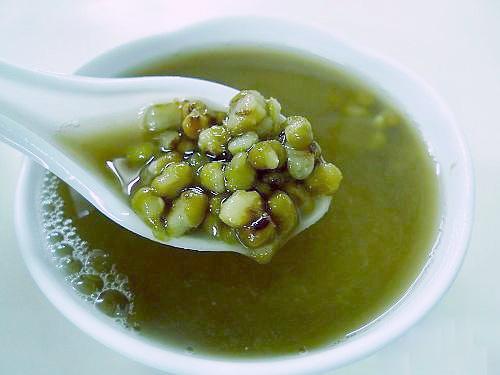 「緑豆 スープ」の画像検索結果