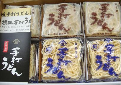 太麺6袋+細麺6袋入りだし付も出来ます!◎注文時にご連絡をお願いします!
