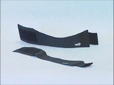ひざ用布製 健康ベルト(黒)1本単位です。