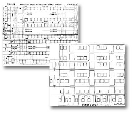【Web Shop限定特典】ロコモデル時代の本物型紙(写真はイメージです)