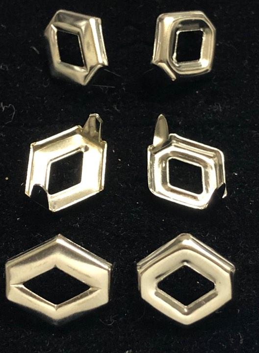 左:ニューオープンダイヤモンド 右:オープンダイヤモンド