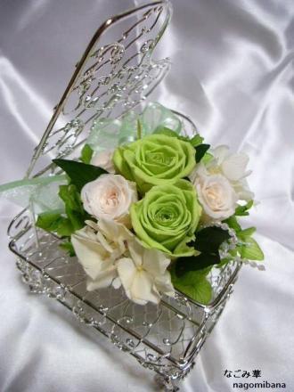 (参考画像)ご注文の際、バラはお好きな色を選んでください
