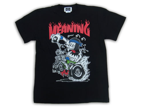 hm-006 Holy Mountain × MEANING × VK DESIGN Tee - NAIL