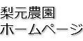 梨元農園ホームページ