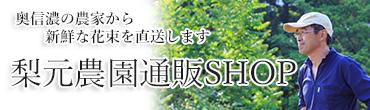 梨元農園(農家の花屋)