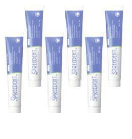 歯垢や汚れを落としフッ素の力で虫歯予防するフッ素配合歯磨きハンディサイズ