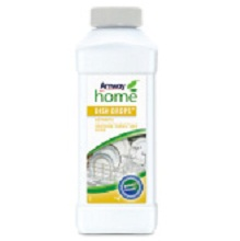 油汚れ、こびりつき、水斑をきれいに!食器洗い機のための専用洗剤です。<br /><br />水斑が残りにくく洗い上がりもきれい。<br />油汚れやデンプン質、タンパク質の汚れをしっかり除去。<br />新バイオクエスト&#8482;処方、環境適合設計認証(DfE)済み。<br /><br /><br />成分:界面活性剤(2.5%ボリオキシエチレンアルキルエーテル、)、工程剤(硫酸塩)、金属封鎖剤(クエン酸塩)、アルカリ剤(炭酸塩)、防錆剤(ケイ酸塩)、漂白剤、分散剤、酵素<br />液性:弱アルカリ性<br />