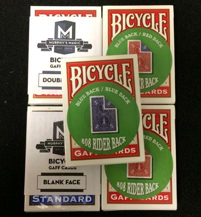 <div>バイスクルのギャフカードです。各種取り揃えております。</div>