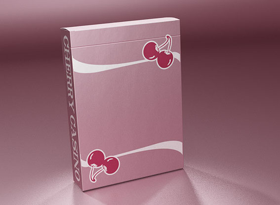 <div>大人気チェリー・カジノ・デックにピンク色が登場!!<br></div>