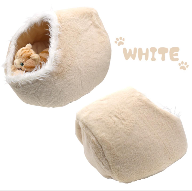 キャットハウスドーム型 ホワイト