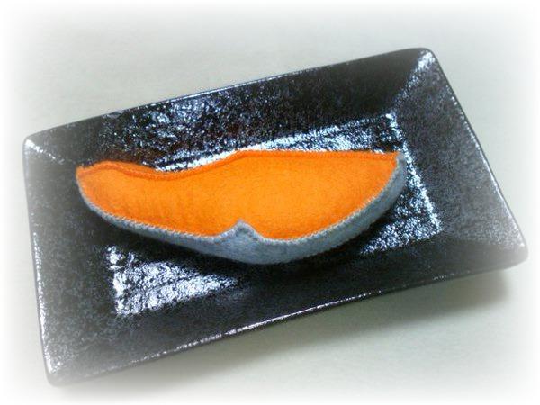猫用またたびおもちゃ     【鮭切り身&エビフライ】セット