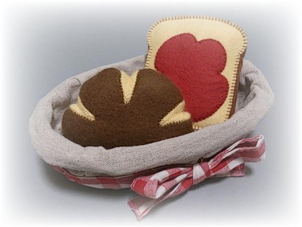 猫用またたびおもちゃ     【食パン&クリームパン】いちご
