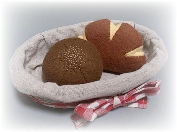 猫用またたびおもちゃ     【クリームパン&あんぱん】セット