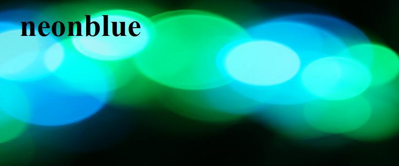 NeonBlue