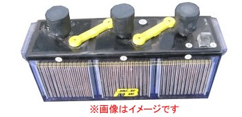 HS30-6E×18台触媒栓付 【古河電池】据置鉛蓄電池HS形(バッテリー) 108V 30Ah