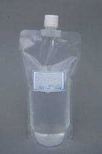 キャップ 付き液体用 ラミネートポリ袋