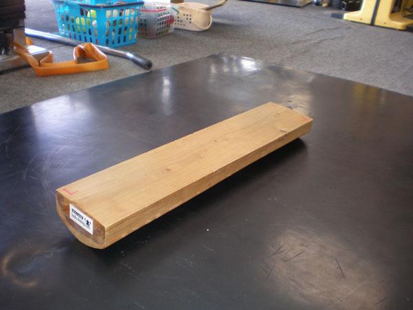 バランス'木'ガイヤ大★バランスキッズは一つ一つ微妙に大きさが異なります。それは一本の大自然の木材を無駄なく使いたいから。