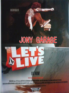 JONY GARAGE(ジョニーガレージ)☆WEST SIDE☆