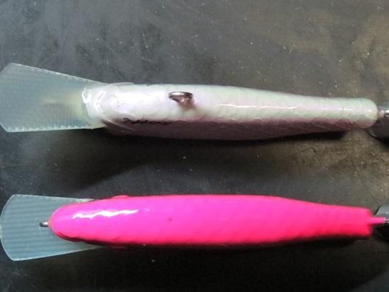ベリーもほのかにピンクっぽいパールパープル