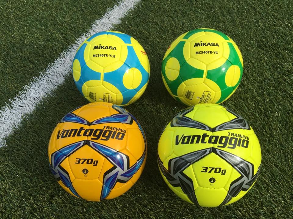 3号球の大きさで5号球の重量ボール