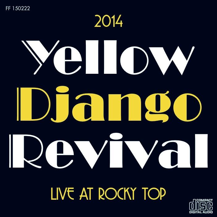 "<font size=""3"">2002年結成のアコースティックホットストリングスイングバンド、<a href=""http://yellow.djangoreinhardt.info/"" target=""_blank"">Yellow Django Revival</a>が放った2014年のライブアルバム(15曲入り)です。</font>"