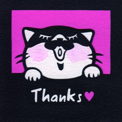 感謝の気持ちを熱く伝えます!