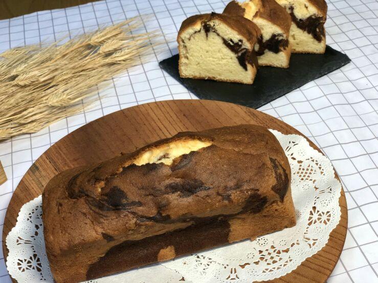シンプルで美味しいケーキです