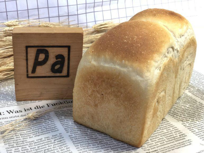 パリッともっちり、シンプルな山形食パン。