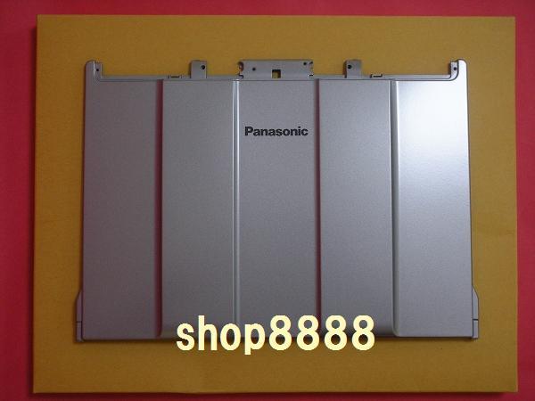 """<DIV ALIGN=center><br /><TABLE border=""""1""""><br />  <br />    <TR><br />    <TD bgcolor=""""#ffff99"""" align=""""left"""" height=""""832"""" width=""""1044""""><FONT face=""""メイリオ"""" color=""""#0000ff"""" size=""""5""""><B><BR><br />     Panasonic Let's note<BR><br />     CF-S9JYEADR (グレイッシュメタル) LCDリア天板(純正新品パーツ)<BR><br />     CF-S8 / CF-S10 / CF-N8 / CF-N9 / CF-N10にも使えると思います。<BR><br />    </B><BR><br />    </FONT><FONT face=""""メイリオ""""><BR><br />    </FONT><br />    <HR><br />    <BR><br />    <FONT color=""""#0000ff"""" face=""""メイリオ"""">  ☆写真2枚目は、アンテナカバーという名称の異なる別パーツになります。<BR><br />      ※LCDリアとアンテナカバーは、それぞれ名称の異なる別パーツです。<BR><br />      (写真3枚目は、両方を組み合わせた場合の写真です。)<BR><br />      アンテナカバーもご入用の場合は、☆別途お申しつけください。Pana価格1365円です。<BR><br />    </FONT><BR><br />    <HR><br />    <FONT face=""""メイリオ""""><BR><br />      新品未使用品です。  代表的な機種として<BR><br />      CF-S8、CF-S9、CF-S10シリーズ<BR><br />      CF-N8、CF-N9、CF-N10シリーズ等・・<BR><br />    <BR><br />    <BR><br />      互換性有りの代表的な機種として<BR><br />      CF-S8HCGCDS CF-S8HCGCPS CF-S8HWECDS CF-S8HWECPS CF-S8HWGCDS CF-S8HWGCPS <BR><br />      CF-S8HYEADR CF-S8HYEBDR CF-S8HYEPDR <BR><br />      CF-S9JCGCDS CF-S9JCGCPS CF-S9JWECDS CF-S9JWECPS CF-S9JWGCDS CF-S9JWGCPS<BR><br />      CF-S9JYEADR CF-S9JYEBDR CF-S9JYEPDR <BR><br />      CF-S9KWEJPS CF-S9KWGJPS CF-S9KYFEDR CF-S9KYFFDR CF-S9KYFSDR<BR><br />      CF-S9LWEJPS<BR><br />      CF-S10AYADR CF-S10AYPDR CF-S10AYBDR<BR><br />    <BR><br />      CF-N8HCCCDS CF-N8HCCCPS CF-N8HCCDDS CF-N8HCCDPS<BR><br />      CF-N8HWCCDS CF-N8HWCCPS CF-N8HWCDDS CF-N8HWCDPS CF-N8HYCADR <BR><br />      CF-N9JCCCDS CF-N9JCCCPS CF-N9JCCDDS CF-N9JCCDPS<BR><br />      CF-N9JWCCDS CF-N9JWCCPS CF-N9JWCDDS CF-N9JWCDPS CF-N9JYCADR<BR><br />      CF-N9KWCJPS CF-N9KWCKPS CF-N9KYDEDR<BR><br />      CF-N9LWCJPS<BR><br />      CF-N10AYADR 他パナセンスモデルなどetc<BR><br />    <BR><br />    </FONT><br />    <HR><br />    <FONT color=""""#0000ff""""><BR><br />     </FONT><FONT color=""""#0000ff"""" face=""""メイリオ""""> 当方、Panasonic Let's Noteパソコン専門の修理・サポートが本業ですので<BR><br />      PCの分解・パーツ取付に自信のない方は、作業のご依頼も承っております。 <BR><br />"""