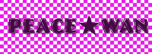 PEACE★WAN