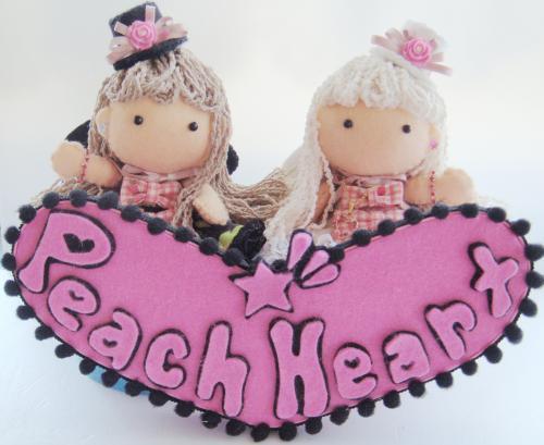 peach☆彡heart