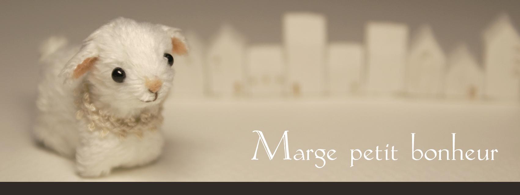 ちいさなやぎと雑貨のお店 Marge マルジュ