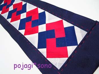 sono pojagi works<div>掲載のキットです!</div>