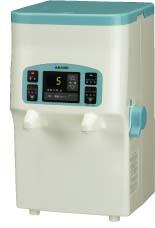 アトピー性皮膚炎/水虫/ニキビの治療や改善に強酸性水を使う事が増えております。このラボⅡは持ち運びできる簡易さと、低価格、そして強酸性水の性能、耐久性も高く、お客様に選ばれています。