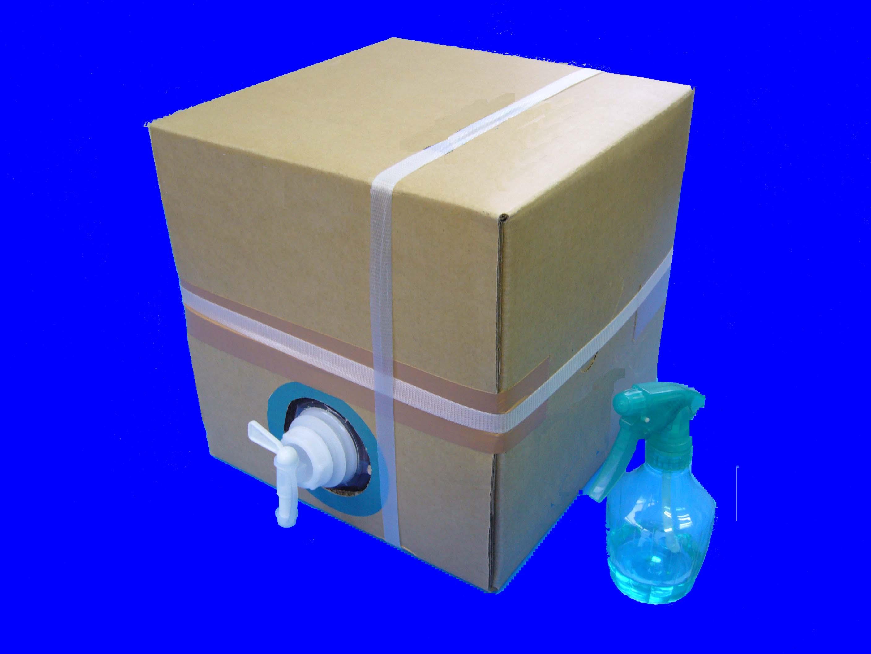 強アルカリ水 ph13.1 20L入り 業務用サイズです。ご家庭でも小分けしてお使い下さい