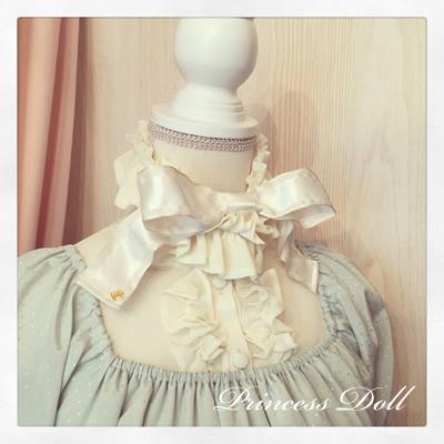Polka dot Baby Dollとのコーデ
