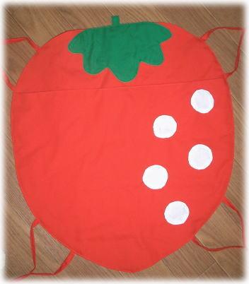 赤 イチゴハンモ