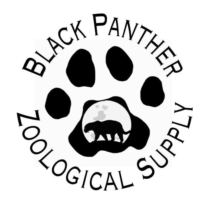Black Panther Zoological のロゴです