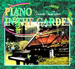 Piano in the garden