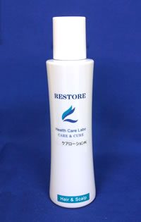 <b>頭皮回復と育毛を兼ねたプレケアに</b><br>ケアローションKは慢性的な炎症やうっ血などの頭皮を鎮静化する、育毛の前段階に使うものです。また、不全角化の改善に。<br>不全角化:角化が早すぎて正常な角質細胞が形成されずにターンオーバーしてしまうこと。頭皮の洗いすぎ、毛穴ケアのしすぎなどが原因。