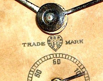 文字盤の商標
