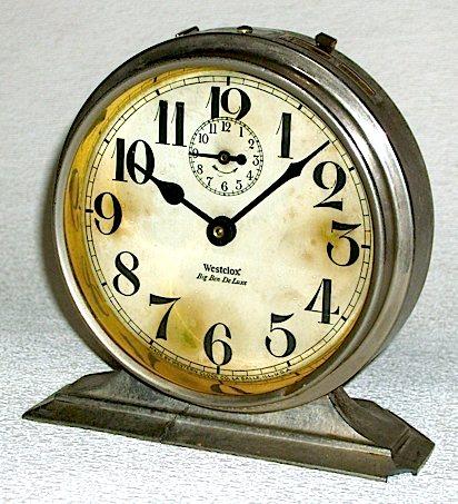 アメリカ・WESTCLOXのBig Benシリーズ「Style 2」前期型、1927年〜1929年に製造された物です。