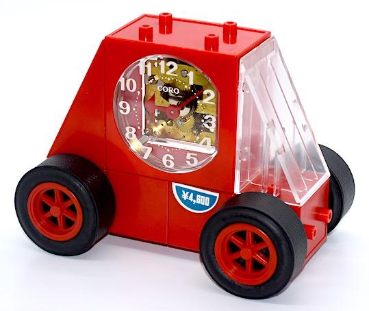 <p>とてもレアなSEIKOのレゴブロック型目覚時計『CORO(コロ)FE801R』、昭和40年代に製造された物です。<br></p>