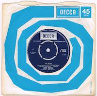 A : THE BEAR<br><br>B : 2401<br><br>UK / 1968 / DECCA / F.12846 / M-<br><br>Stunning pristine copy !!
