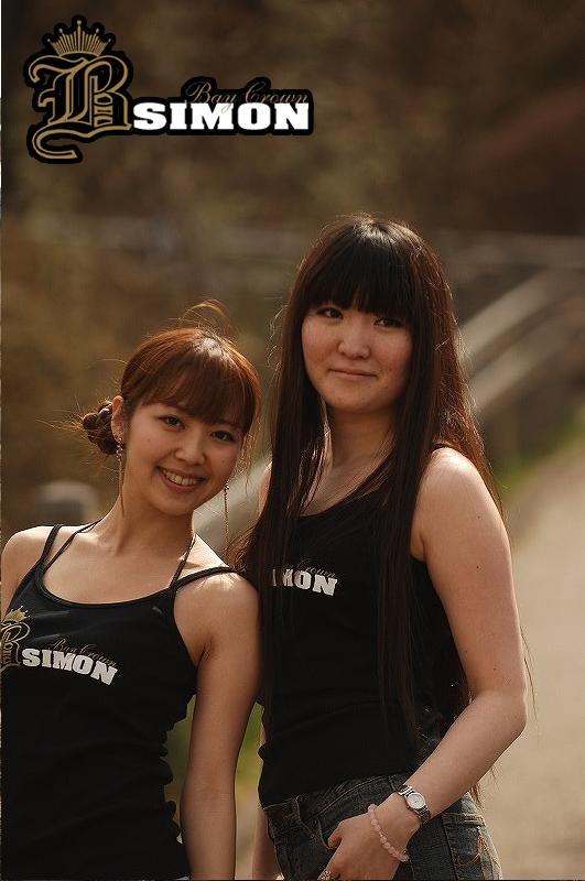 モデル KAZUMI(154cm)【size M】、MAYU(169cm)【size M】