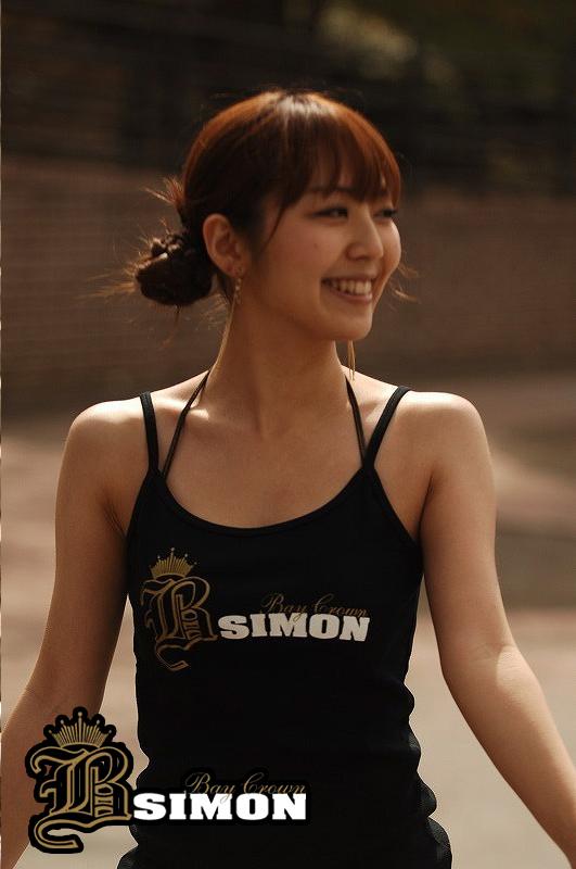 モデル KAZUMI(154cm)【size M】