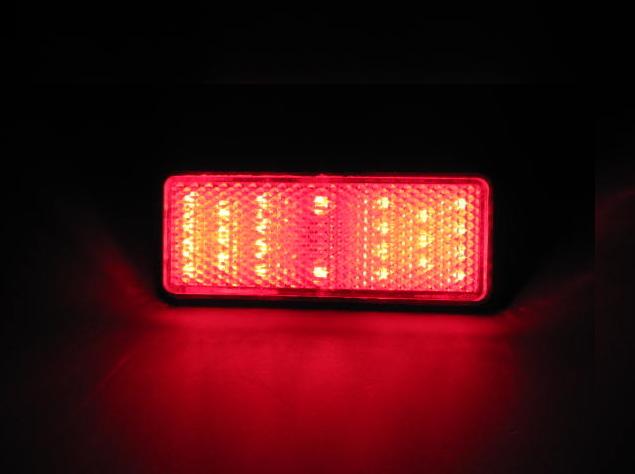 ブレーキランプ点灯時