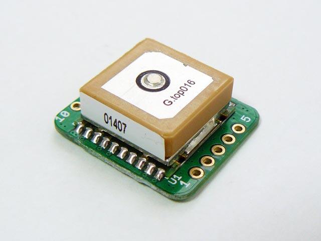 GMS-G6モジュールが実装されています