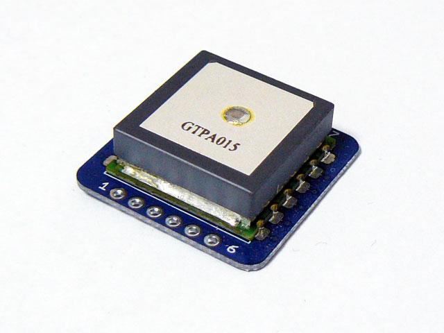 GMS-G9が実装されています