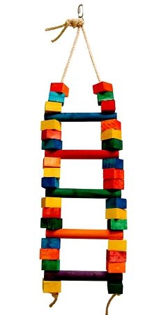 Sisal Large Ladder★サイザルロープラダーL